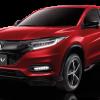 Honda HR-V Facelift Meluncur Dengan Banyak Tambahan Fitur Canggih