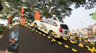 Foto Chevrolet Dare to Drive : Asah Kemampuan SUV Andalannya Di Summarecon Mall Serpong
