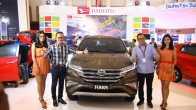 Foto DP Ringan Jadi Senjata Daihatsu Pikat Konsumen di Jawa Timur