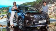 Foto Kia : Sorento Facelift Meluncur di Korea Selatan, Memberikan Penyegaran Signifikan