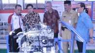 Foto Begini Cara Toyota Indonesia Tingkatkan Kemampuan Lulusan SMK