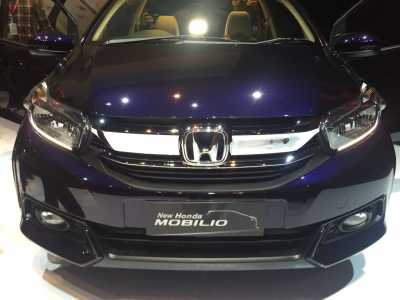 Honda Pekanbaru-New Honda Mobilio Facelit Pekanbaru Riau 2017