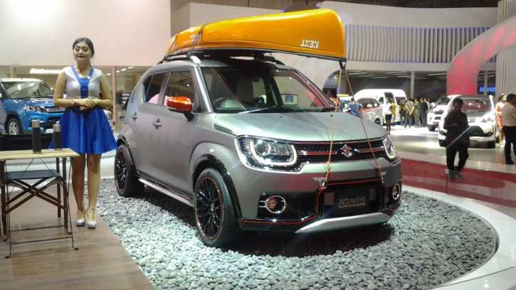 Suzuki Ignis Gx Perbedaan Ignis Versi Indonesia Vs Versi India