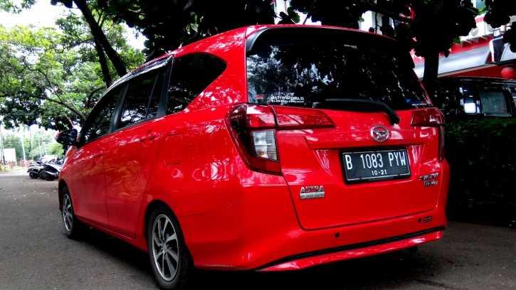 630 Modifikasi Mobil Sigra Merah Terbaik