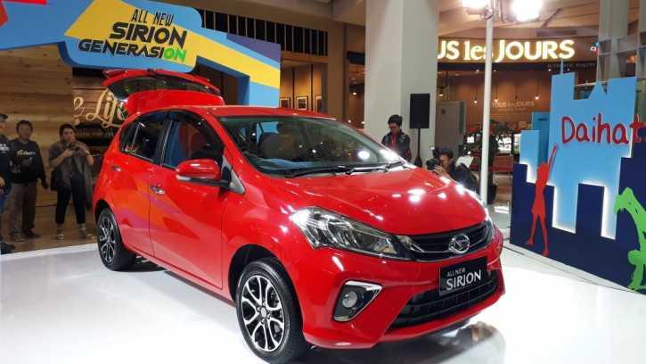 Daihatsu : All New Sirion Resmi Diluncurkan, Fitur Mobil Seharga Rp 182-193 Juta Ini Bikin Penasaran