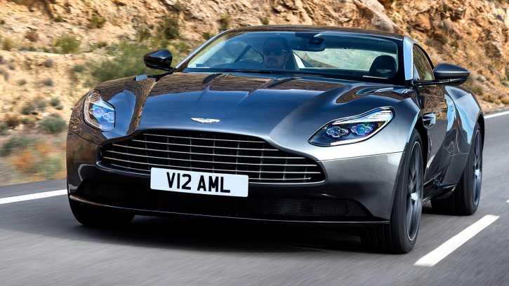 Aston Martin Jakarta Cukup Dp 10 Konsumen Bisa Bawa Pulang Mobil James Bond Ini Car Review Indonesia