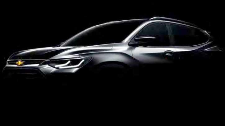 Next Gen Chevrolet Trax Lebih Besar Dan Irit Dari Model Saat Ini