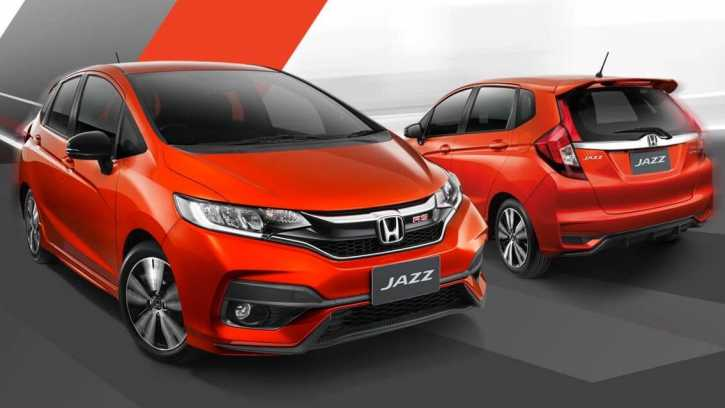 Honda Jazz 2017 : Ini Dia Beberapa Perbedaan Jazz Facelift Dengan Model Lawas