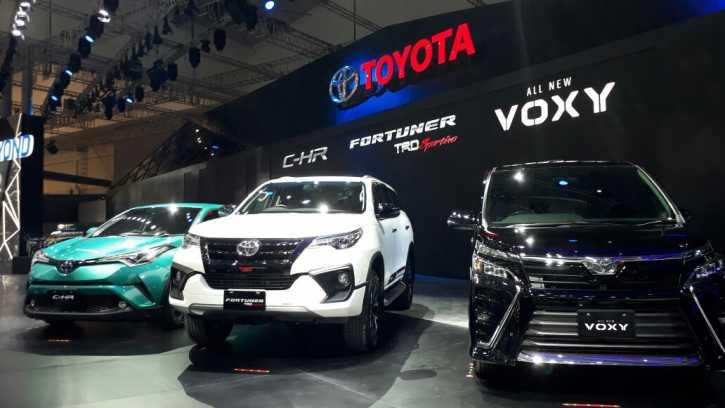 Giias 2017 Ini Dia 3 Kejutan Line Up Baru Dari Booth Toyota
