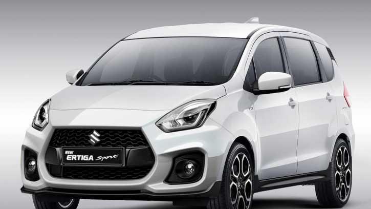 Suzuki : Generasi Kedua Ertiga Punya Kabin Lebih Lega dan Wajah Baru