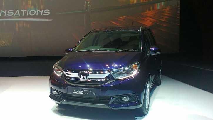 New Honda Mobilio Pekanbaru Riau