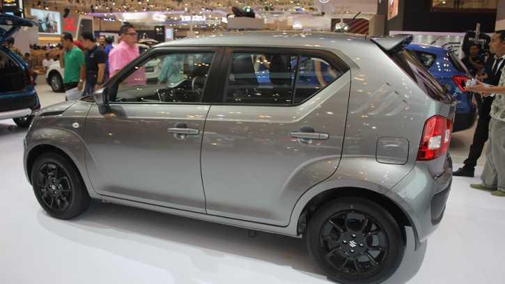 Inilah Pilihan Pelek 17 Inci Untuk Suzuki Ignis Cermati