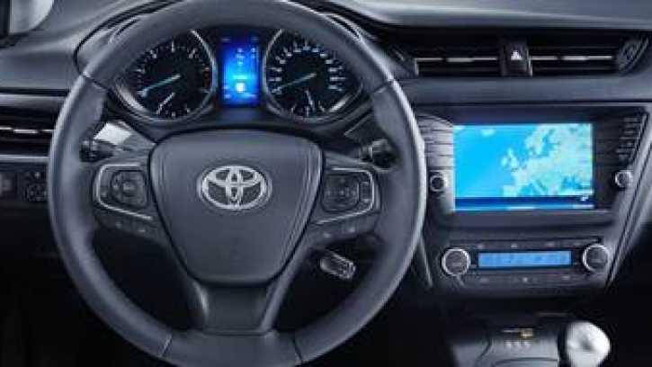 Bisa Matikan Lampu dan Kirim Pesan, Inilah Kecanggihan Teknologi Terbaru Mobil Toyota
