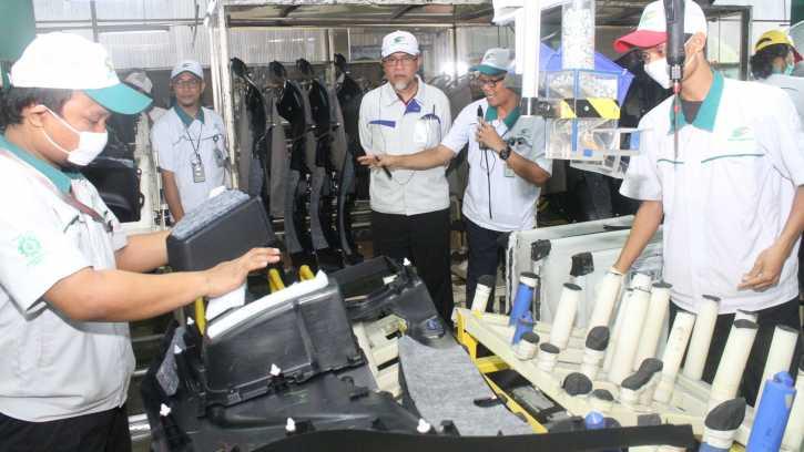 Toyota: Perkuat Lini Pabrikan Pemasoknya Dengan Program Jishuken