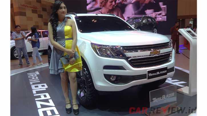 Chevrolet Trailblazer Raih 5 Bintang Ancap Di Australia Dipasarkan