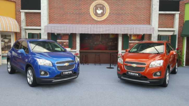 Chevrolet Trax Masuk Garasi Akhir Maret Car Review Indonesia