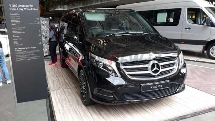 Mercedes V Class >> Intip Kemewahan Dan Keunggulan Mercedes Benz V Class Lawan