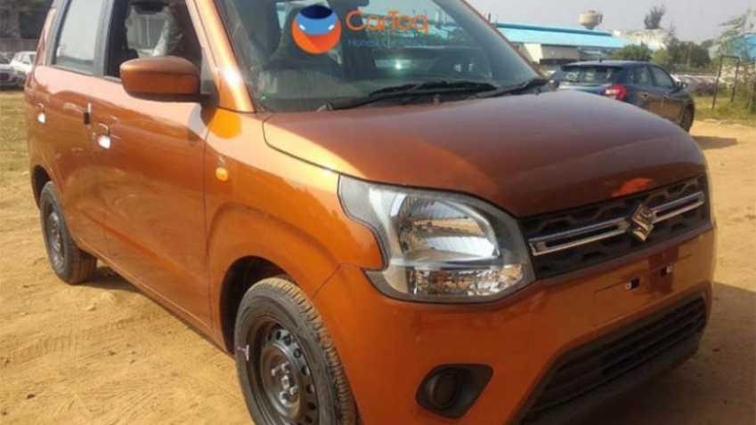 Foto Suzuki Wagon R Versi Indonesia Vs Versi India