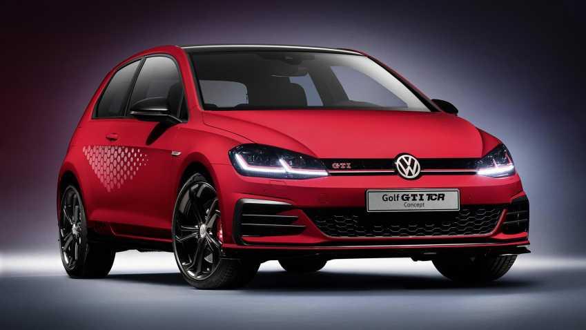 Foto Intip Spesifikasi Volkswagen Golf Tercepat Di Dunia