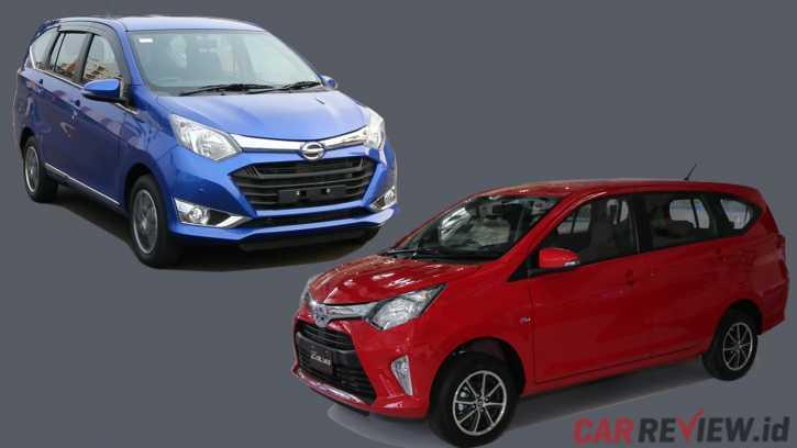 Mana Lebih Hemat, Biaya Perawatan Toyota Calya dan ...