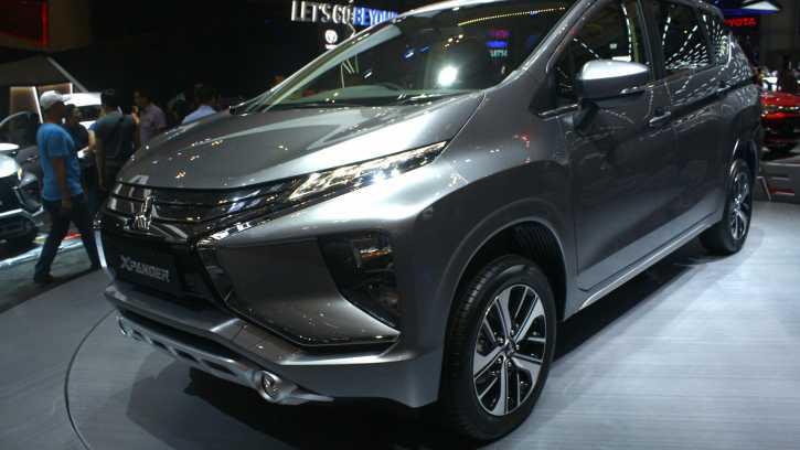 Mitsubishi : Inilah Perbedaan Interior 6 Tipe Xpander
