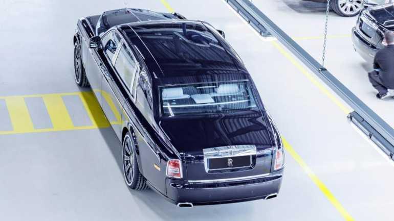 Rolls Royce Phantom Vii Final Edition Tampilkan Perbedaan Pada Interior Car Review Indonesia